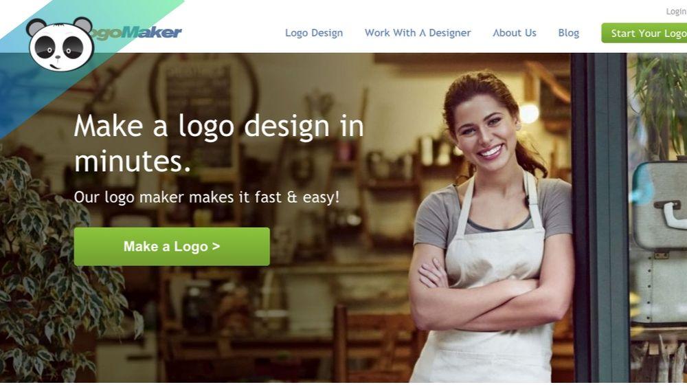 phần mềm thiết kế logo miễn phí Flaming text