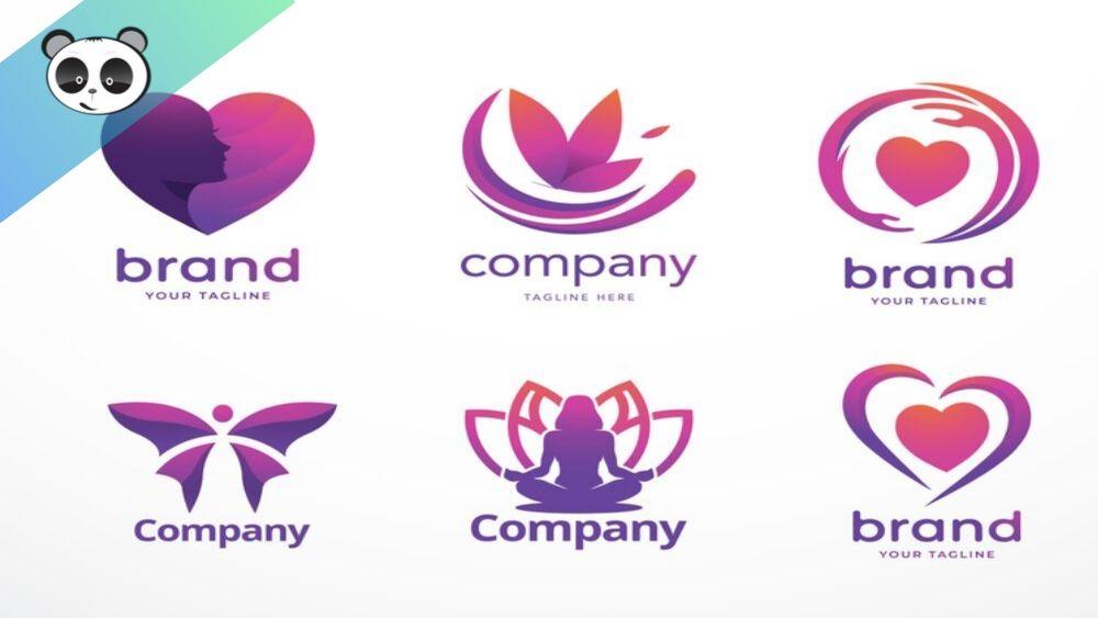 Thiết kế logo đơn giản, dễ dàng