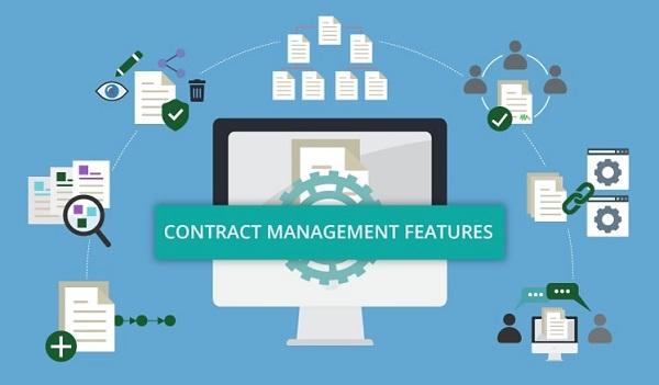 chức năng phần mềm quản lý hợp đồng