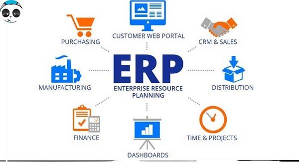 quy trình lập trình hệ thống quản trị doanh nghiệp ERP