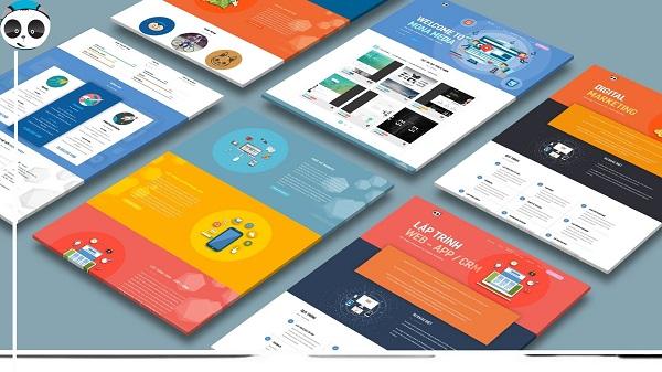 xây dựng ứng dụng web