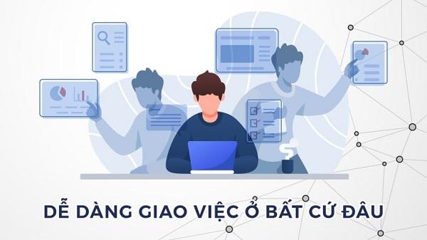 tiêu chí lựa chọn phần mềm giao việc