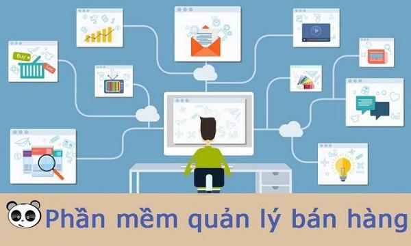 ứng dụng quản lý kinh doanh đa kênh online