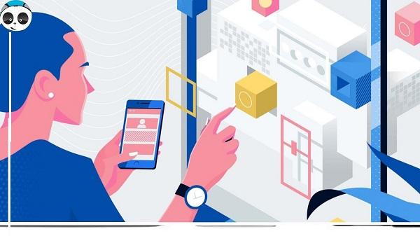 thiết kế web application