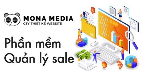 ứng dụng quản lý sale online