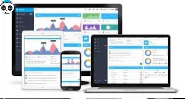 tạo web app