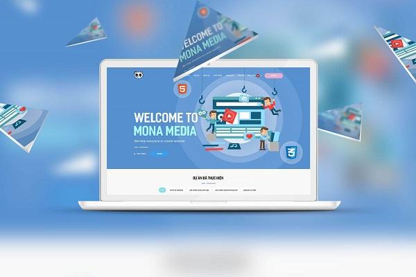 thiết kế phần mềm quản lý nhà hàng tại Mona Media