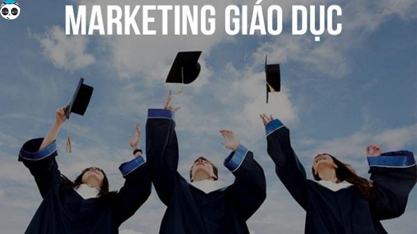 các cách marketing giáo dục
