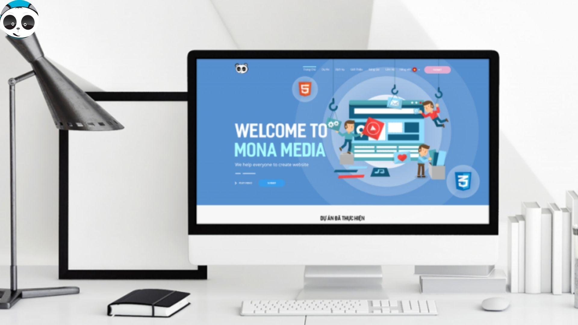 phần mềm quản lý tài liệu của Mona Media
