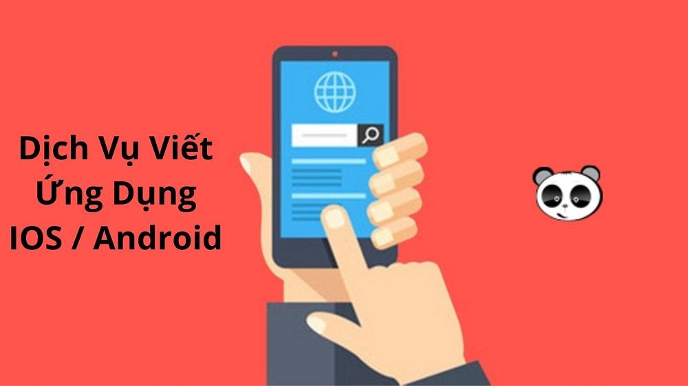lập trình ứng dụng ios android