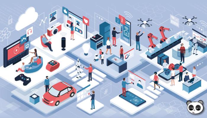 IoT hoạt động ra sao?