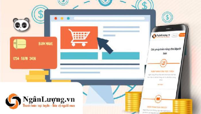 Cổng thanh toán trực tuyến Nganluong.vn