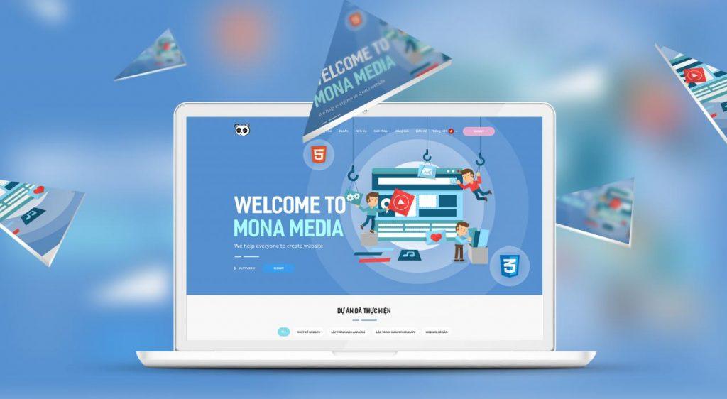 Thiết kế phần mềm theo yêu cầu chất lượng tại Mona Media