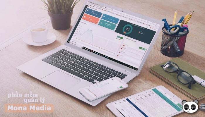 Dịch vụ thiết kế phần mềm quản lý bất động sản tại Mona Media
