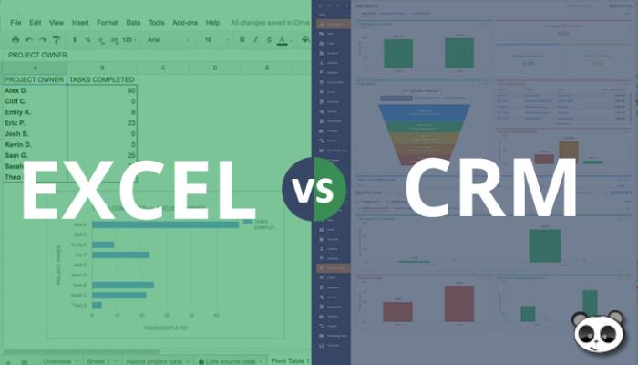 Nên quản lý thông tin khách hàng bằng Excel hay phần mềm quản lý?