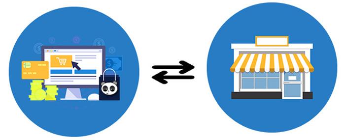 Đồng bộ dữ liệu giữa bán hàng online và offline