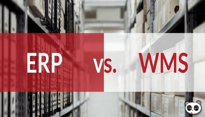 Sự khác biệt giữa hệ thống ERP và WMS là gì?