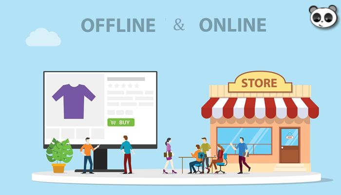 Kinh nghiệm bán hàng online kết hợp offline