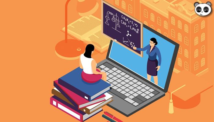 phần mềm dạy học trực tuyến