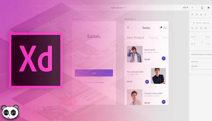 Phần mềm thiết kế UI - Adobe XD