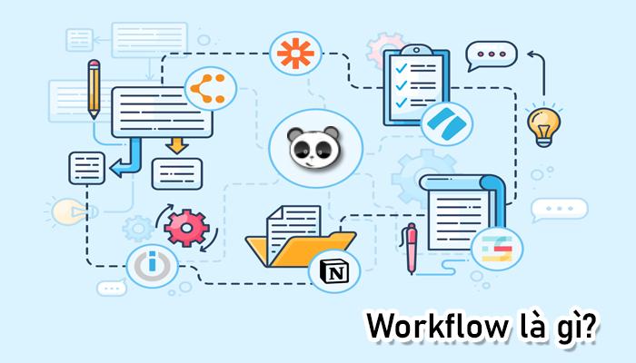 Workflow là gì? Quy trình thiết kế workflow khoa học hiệu quả?