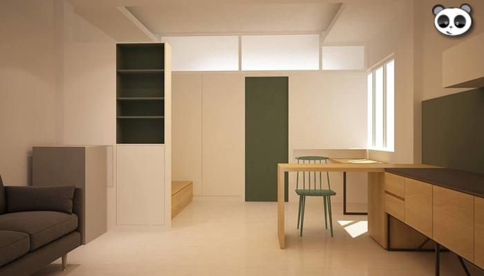Mô hình cho thuê căn hộ cao cấp, nhà nguyên căn