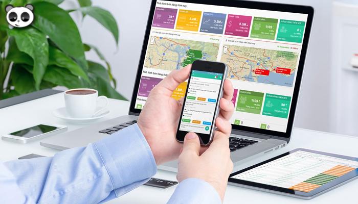 Ứng dụng các phần mềm quản lý bán hàng online