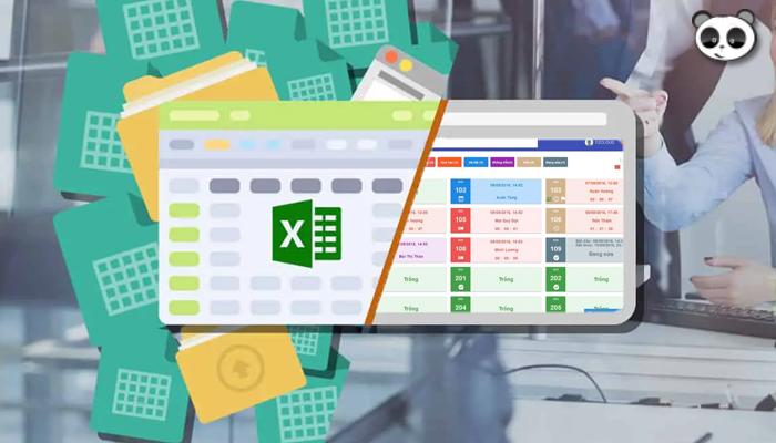 Lợi ích của phần mềm chuyên dụng so với quản lý khách sạn bằng Excel