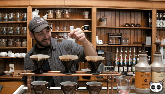 Quy trình phục vụ quán cafe chuyên nghiệp