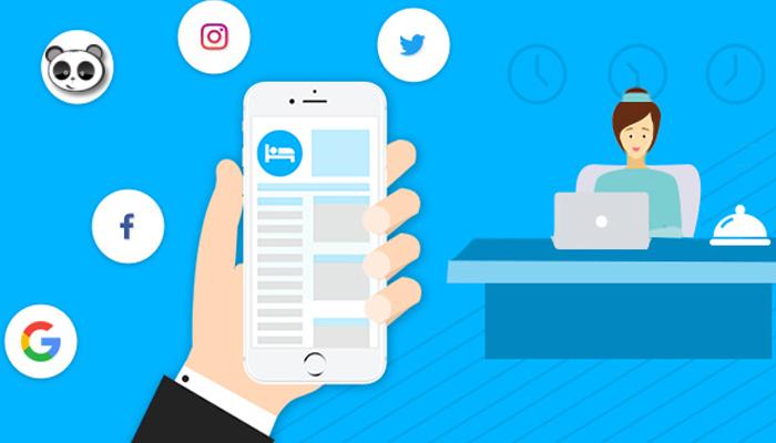Sử dụng phương thức tiếp thị Social Media