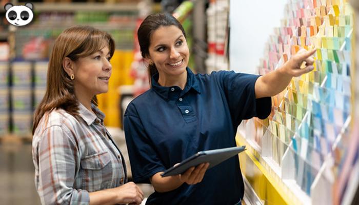 Tập trung vào quảng cáo và chăm sóc khách hàng