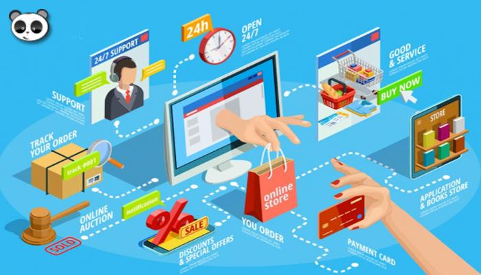 Bán hàng trên sàn thương mại điện tử – xu hướng kinh doanh thu lời cao