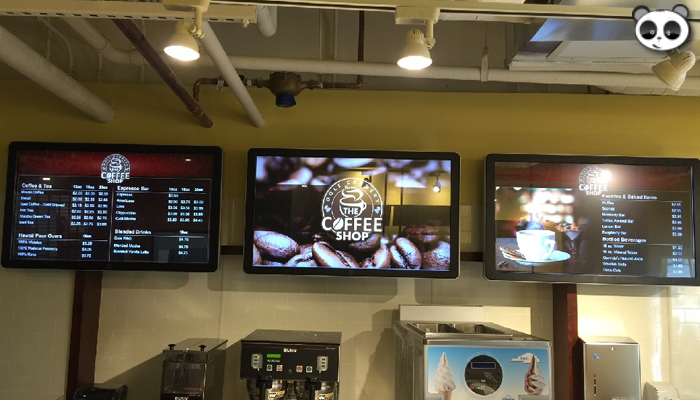 Lợi ích của việc sử dụng menu điện tử trong quán café