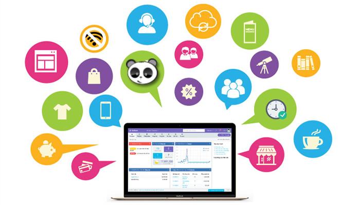 Ứng dụng phần mềm quản lý bán hàng đa kênh
